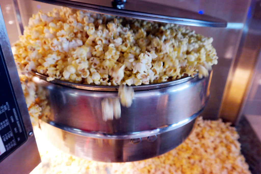 Description of . The Beacon Cinema in Pittsfield does not allow outside food, and is implementing a more customer-friendly approach to enforcing the rule. Concessions are an import component of revenue for the theater.