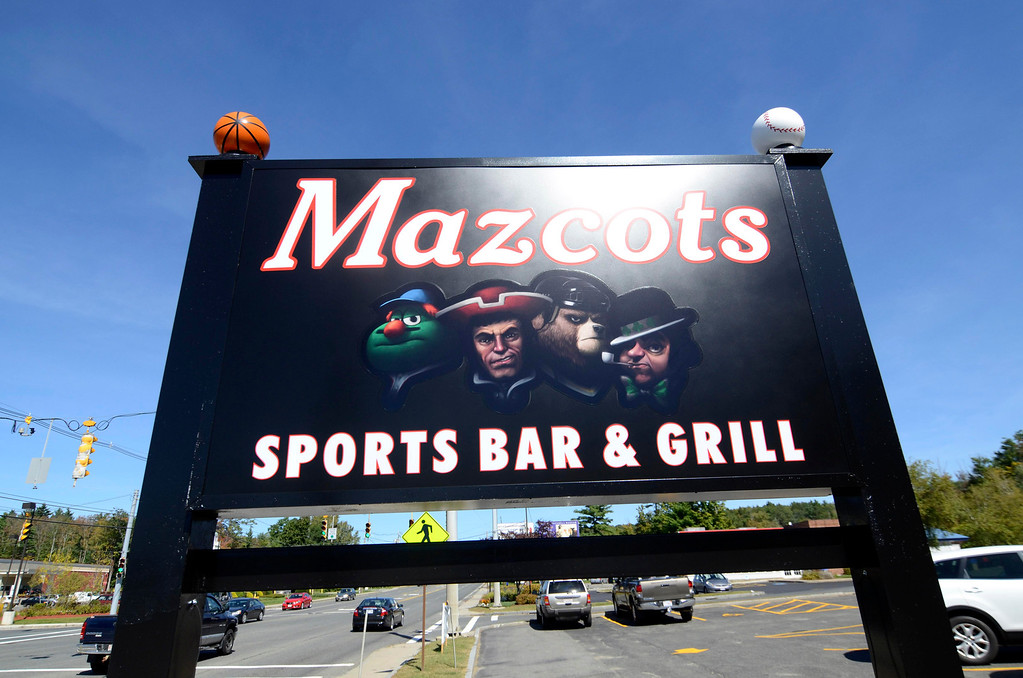 Description of . Mazcots on Pittsfield road in Lenox is the latest venture of the Mazzeo Brothers, Friday September 20, 2013.  Ben Garver / Berkshire Eagle Staff