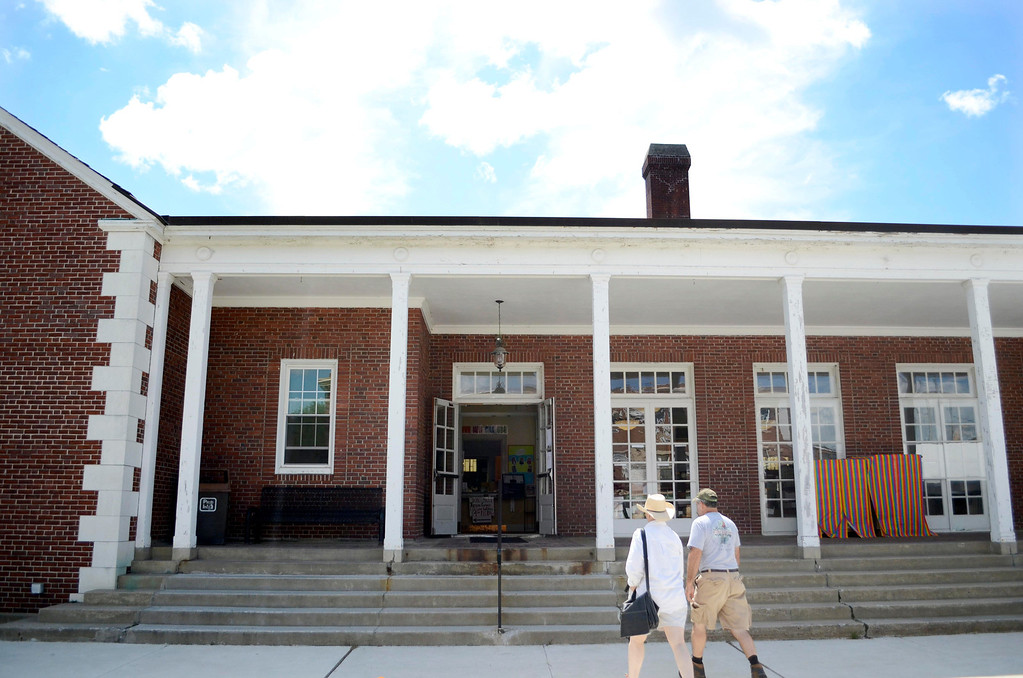 Description of . The Dalton CRA is going to be 90 years old, Friday Aug 23, 2013. Ben Garver / Berkshire Eagle Staff