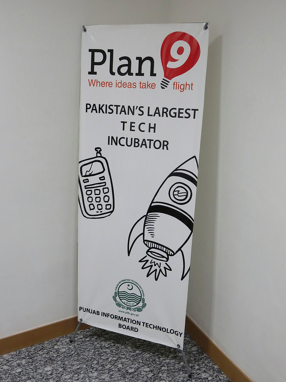 Description of . Plan 9 is a tech incubator of the Punjab Information Technology Board based in Lahore, Pakistan. Jenn Smith/Special to The Eagle February 2014
