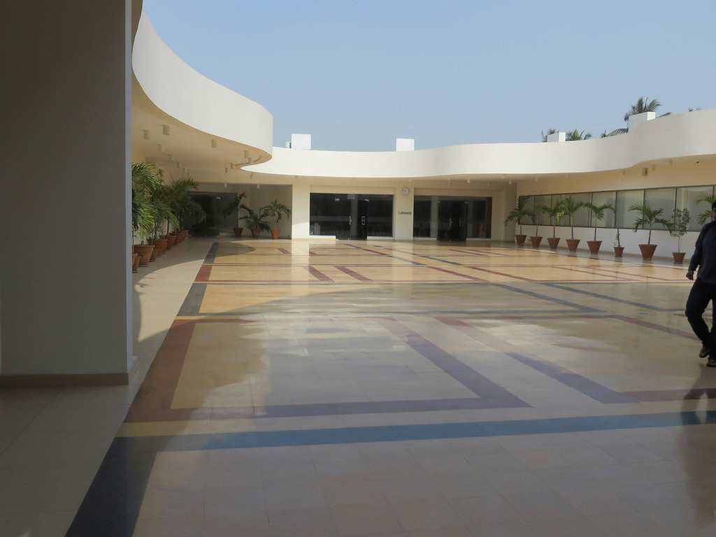 Description of . The courtyard of the Karachi School for Business & Leadership in Pakistan. KSBL offers MBA programs for students and working professionals. Jenn Smith/Special to The Eagle