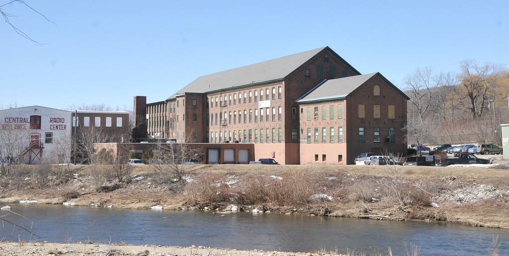 Description of . Norad Mill on Tuesday, March 18, 2014. (Scott Stafford/Berkshire Eagle Staff)