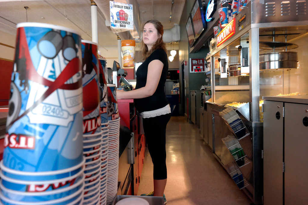 . The Beacon Cinema in Pittsfield does not allow outside food, and is implementing a more customer-friendly approach to enforcing the rule. Concessions are an import component of revenue for the theater.