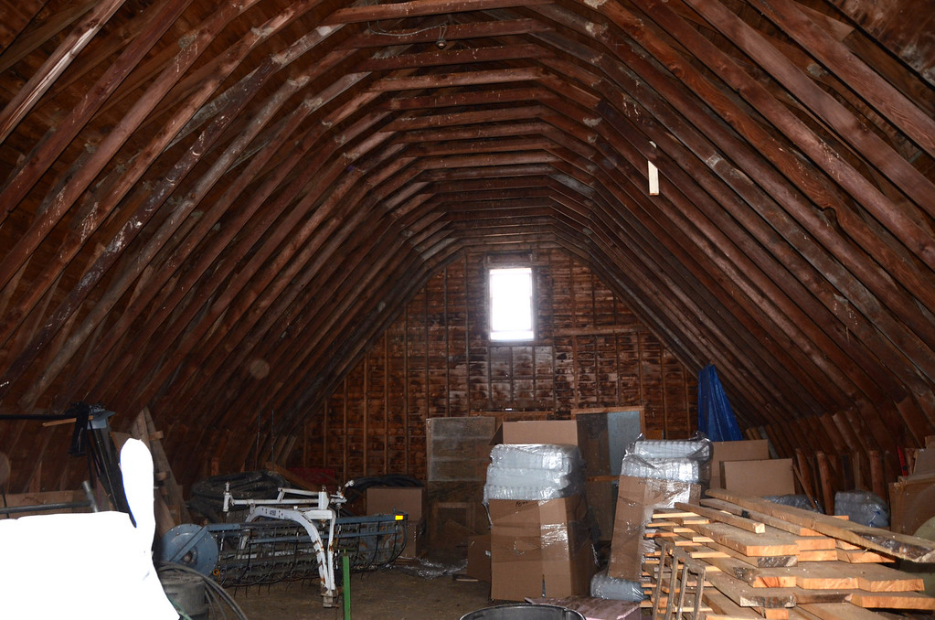 . Cricket Creek Farm in Williamstown is hoping to be able to renovate the second floor of the new Stone Barn into a community event space to be used by local residents and visitors. Gillian Jones/Berkshire Eagle Staff