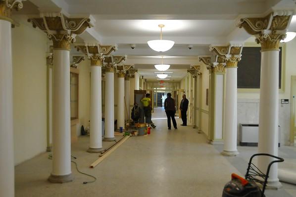 Colegrove Park Elementary School almost complete