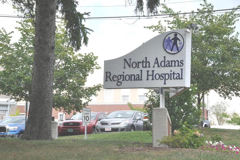 . Gillian Jones/North Adams Transcript file Members of the local Massachusetts Nursing Association Union who are nurses at NARH are set to strike in September.
