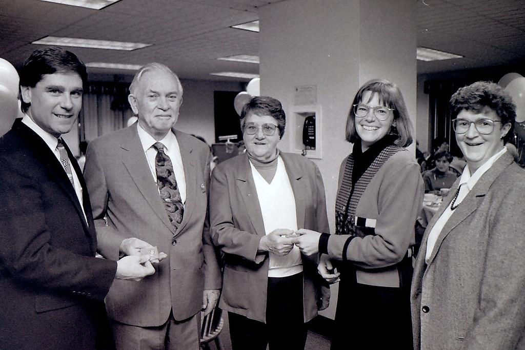 . December, 9, 1993. Gillian Jones/North Adams Transcript file