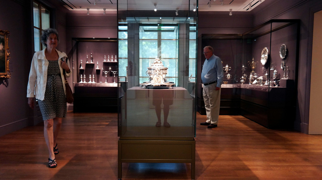 . The renovation of the Clark Art Institute has enabled the museum to use nore space, rebuild displays to match the origional architecture adn use more sophisticated lighting on individual works of art. Architecture