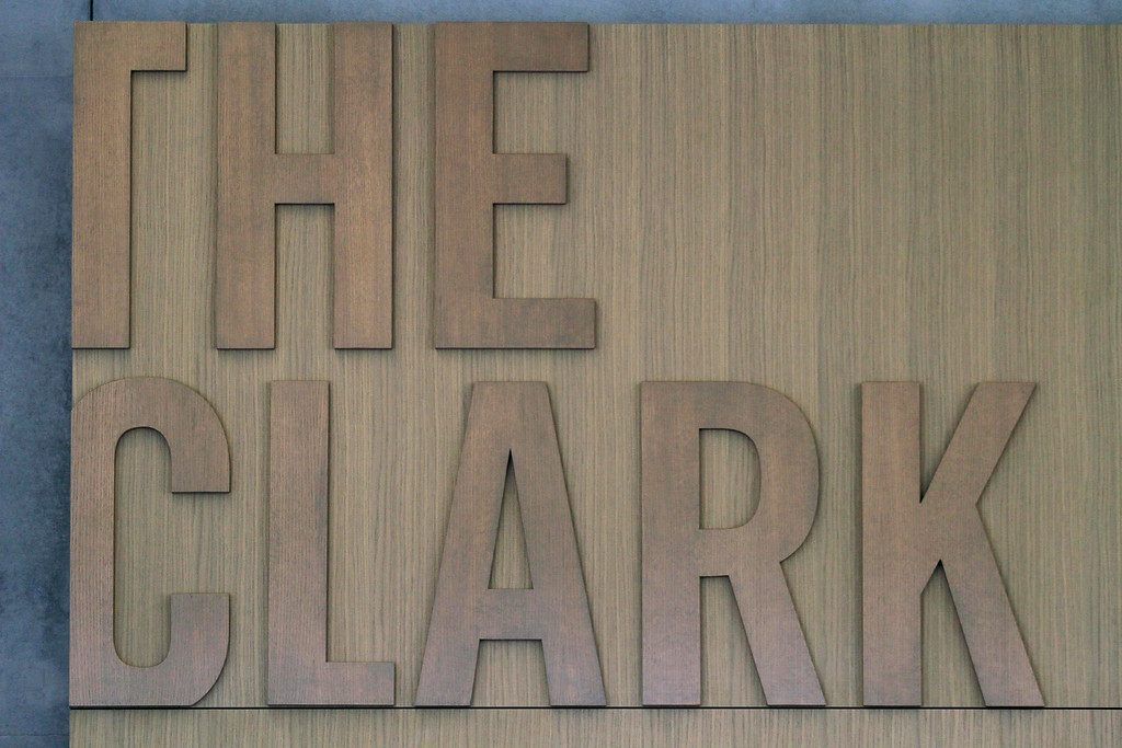 . The Clark museum in Williamstown has undergone massive renovations including a new entrance and gallery space along with a completely renovated existing museum gallery. Friday, June 27, 2014. Stephanie Zollshan / Berkshire Eagle Staff / photos.berkshireeagle.com