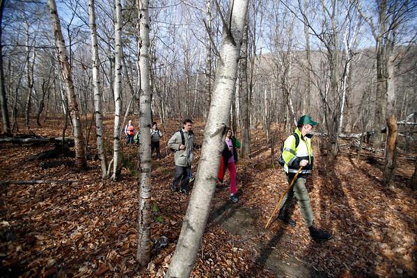 Black Friday Hike at Mount Greylock-112715