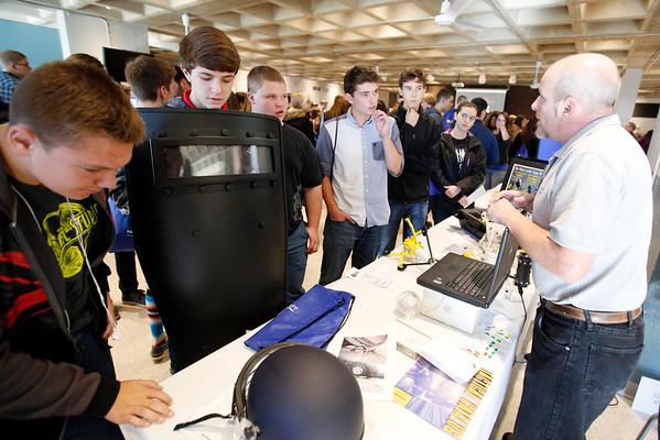 STEM Career Fair at BCC-112015