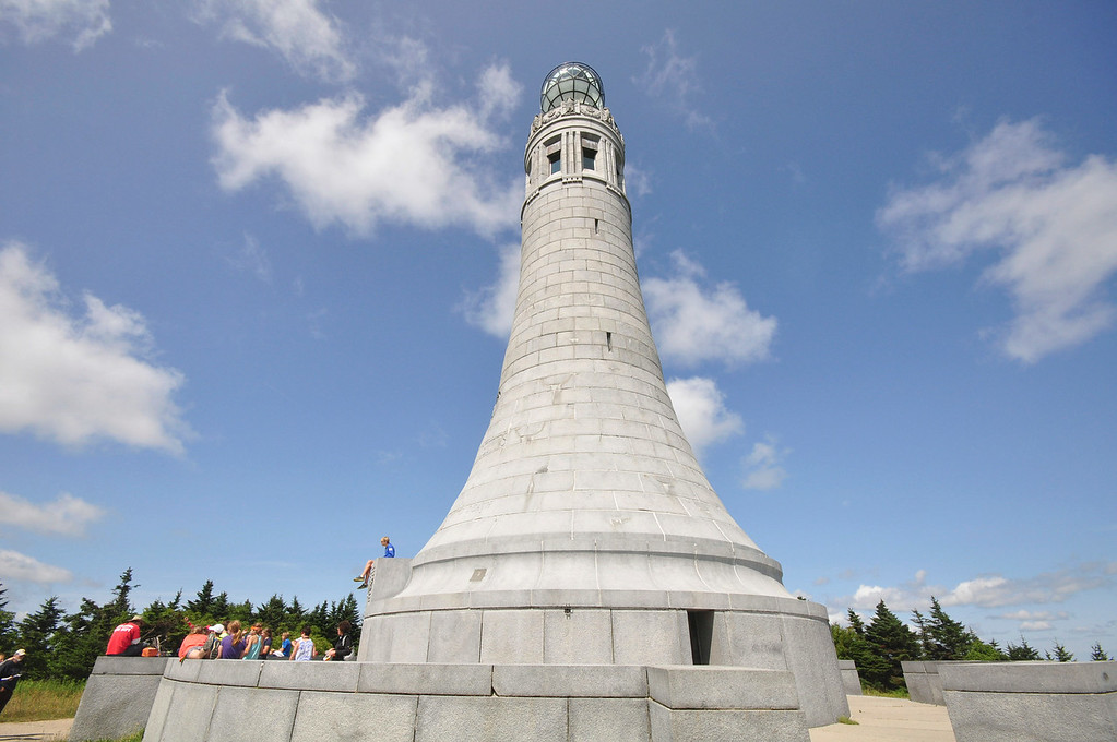 . The Massachusetts Veterans War Memorial Tower is closed due to unsafe conditions. Rehabilitation of the tower is expected through 2015 with a planned re-opening in 2016. Gillian Jones / Berkshire Eagle Staff / photos.berkshireeagle.com