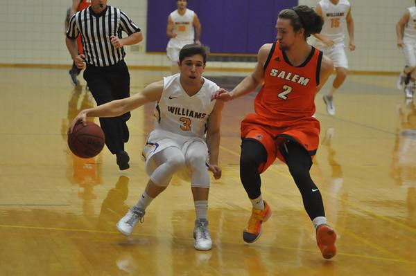 Williams-Salem State Men's Basketball-112015